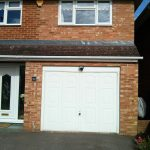 Chameleon Brick Tinting Domestic Brick Dyeing House Extension Swindon Before
