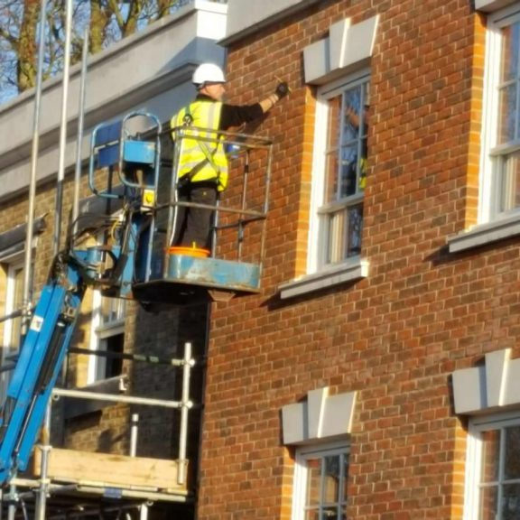Chameleon Brick Tinting Specialists Southampton South England